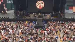 Foo Fighters w/ Dropkick Murphys @ Fenway Park | July 19, 2015