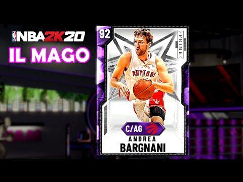 IL MAGO ANDREA BARGNANI - NBA 2K20 MY TEAM
