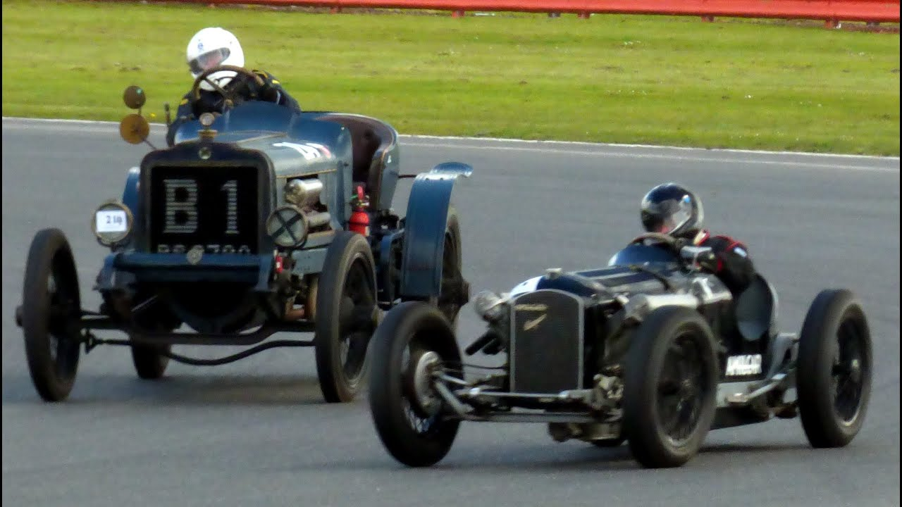 Pre-War Sports & Racing Cars