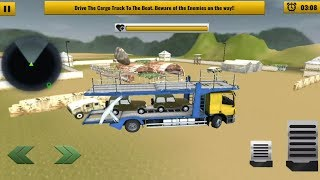 US Army Transport Ship Mobile/Android Game