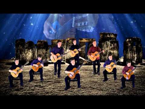 Metallica Medley - Classical Guitar Ensemble (Octet) - Performed by Brady Bills
