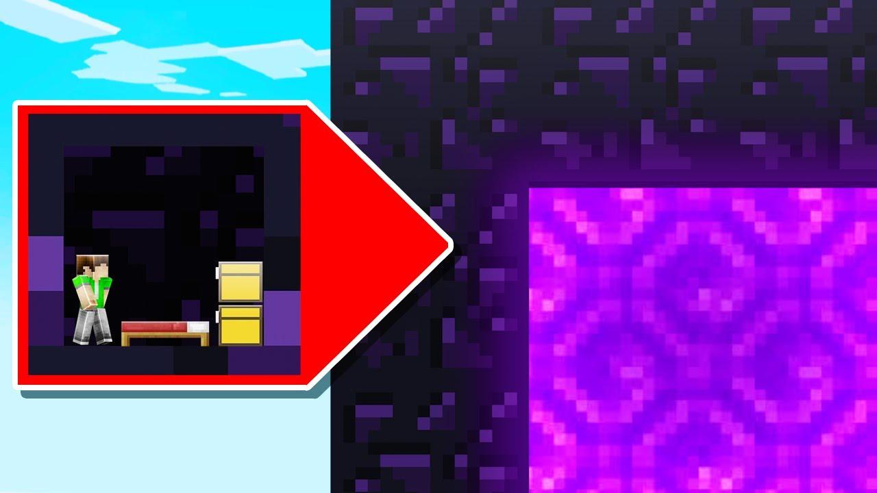 7 TINY Secret Houses in Minecraft!