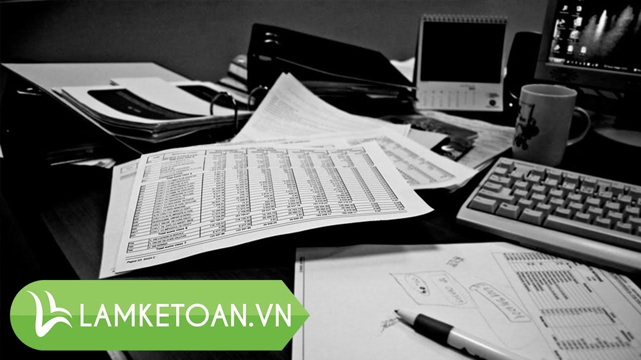 [Kế toán thuế – P46] kê khai hóa đơn gtgt xuất trả lại hàng đã mua