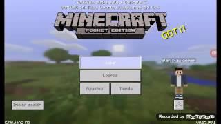 Nuevo mundo : minecraft !video mas corto