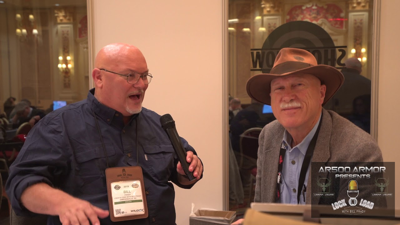 SHOTShow 2019 Interview with Dean Weingarten