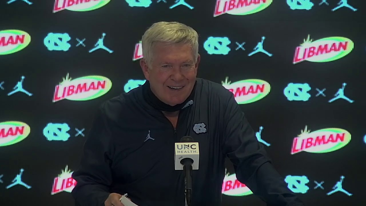 Video: Mack Brown Post-Notre Dame Press Conference