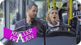 Martinas Hustenattacke im Bus