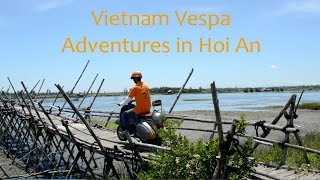 Vietnam Vespa Adventures in Hoi An
