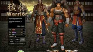Metin 2 Character Creation