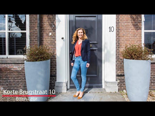 Nieuw in de Verkoop: Korte Brugstraat 10 te Etten-Leur.