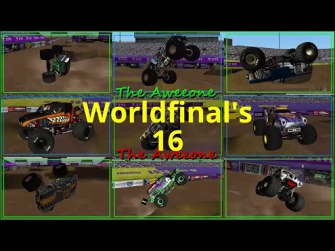 Worldfinals 16 32 truck freestyle (sim-monsters/ror)