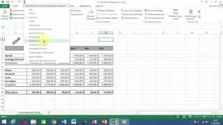 Excel Tipps und Tricks #17 Formeln anzeigen / ausblenden