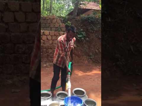 Narippatta noor relif water supply