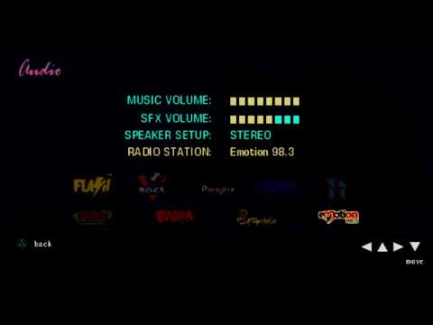 Grand Theft Auto Vice City Stories Radio: Emotion 98.3