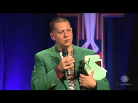 Chris Padgett - God Is Talk 3 - Steubenville Main Campus 4 2014