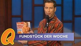 Die besten Coverstories - Das Fundstück der Woche   Quatsch Comedy Club CLASSICS