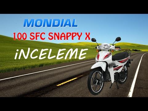 MONDİAL 100 SFC Snappy X İNCELEME