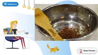 Гречневая каша в мультиварке на молоке Рецепты быстрого приготовления