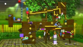 Side Wind - Crazy Machines Elements (PS3) Puzzle Mode