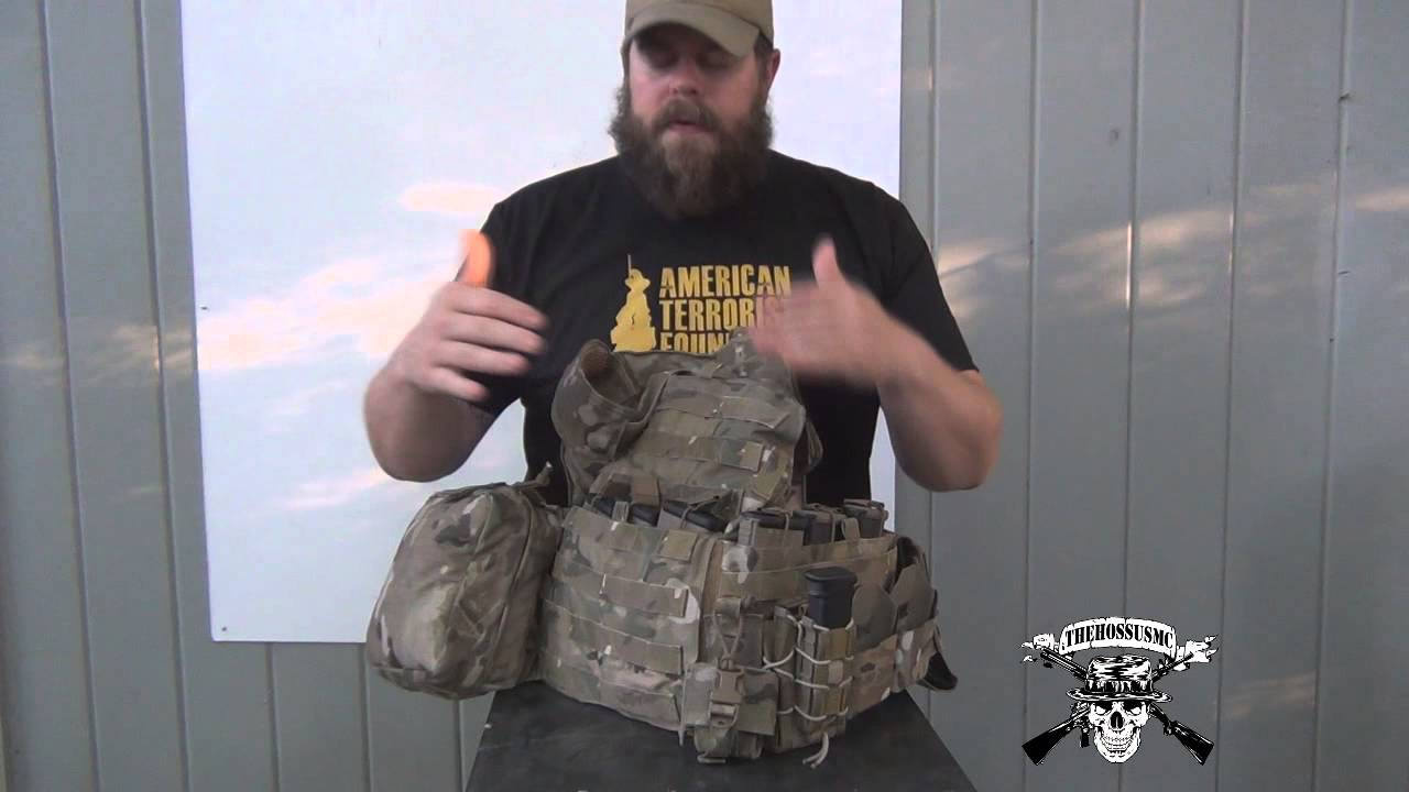 How To Set Up Your Plate Carrier & How To Set Up Your Plate Carrier - YouTube