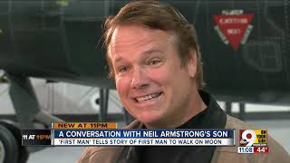 How accurate is 'First Man?' We asked Neil Armstrong's son