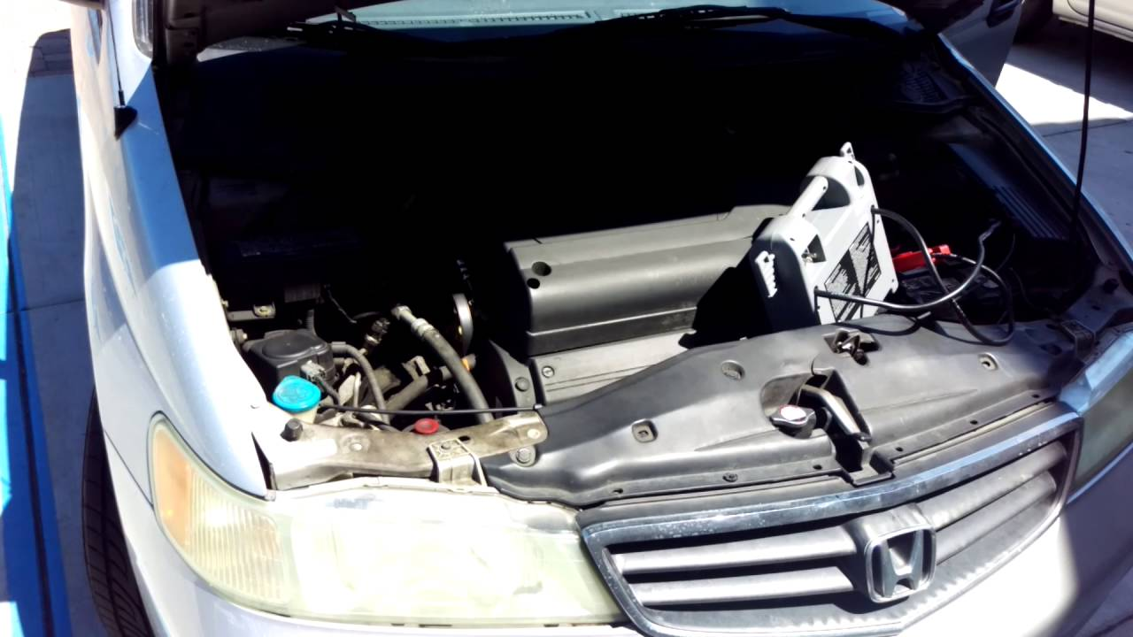2003 honda odyssey bad alternator 209 000 miles [ 1280 x 720 Pixel ]