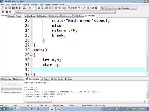 Orwell Dev C++ For Mac