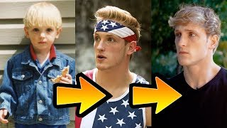 LOGAN PAUL ★ From 1 to 22 Years Old
