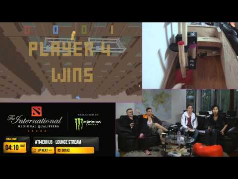 Gang Beasts [18th May 2014] with n0tail, Fly, Pieliedie, and SingSing