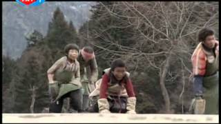 Tibet Halkının Zorlu Haç İbadeti (Asya.Gecidi)