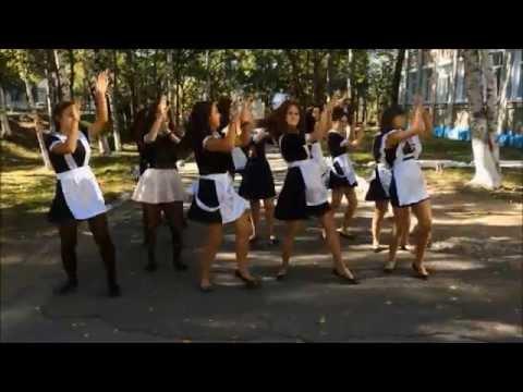 Флешмоб на 1 сентября 2015 год, 11 класс