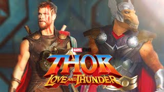 BREAKING! BETA RAY BILL CAST CHRISTIAN BALE in THOR LOVE and THUNDER
