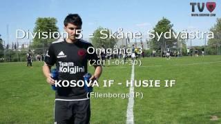 Kosova IF - Husie IF 3-0 (2011-04-30)