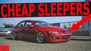 CHEAP Sleeper Cars You Should Never Race