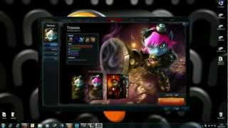 FREE Riot Girl Triṡtana Skin & FREE Tristana Champion for League of Legends