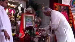 MAHA MRITYUNJAYA MANTRA JAP in Canada,by Shri Shard Bhai Ji