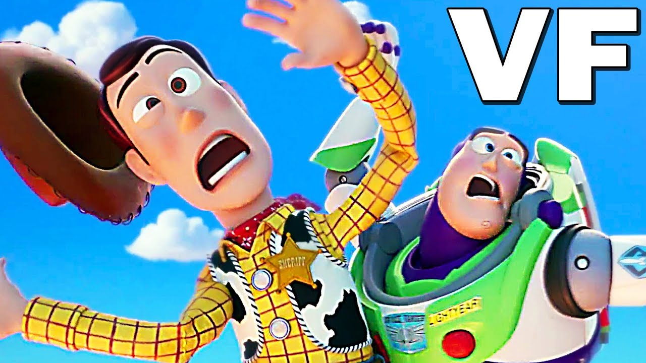 Toy Story 4 Bande Annonce Vf Teaser Animation 2019