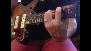 "The Smiths: ""How Soon Is Now?"" (main chord structure lesson) 1959 Fender Jazzmaster"