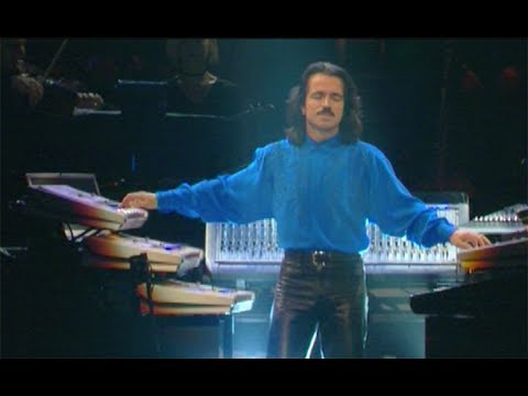 Yanni – FROM THE VAULT -