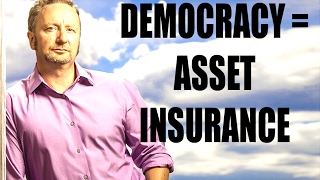Defunding Government Backfires On Wealthy. (Mark Blyth Interview)