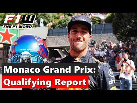 Monaco Grand Prix: Qualifying Report