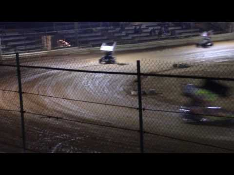Airport Speedway 125cc Feature 8-27-16