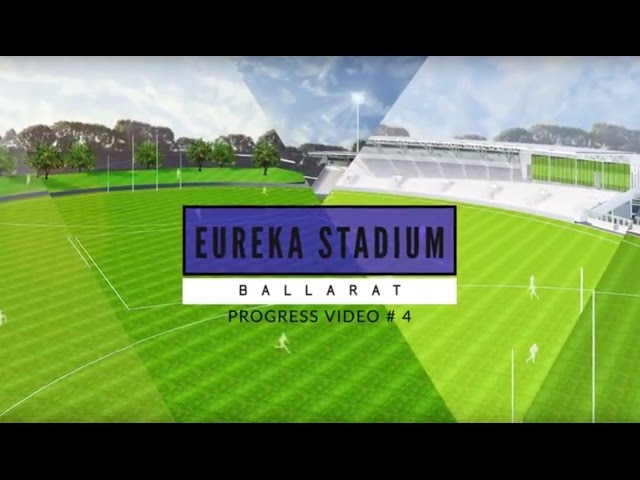 Eureka Stadium Update 04