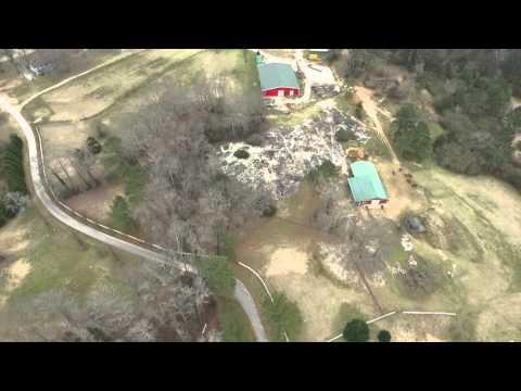 DJI Phantom 3 Over CRE Farm 2016