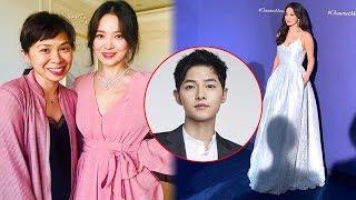 Song Hye Kyo Xuất Hiện Lộng Lẫy Lần Đầu Trả Lời Báo Chí Sau L,y H,ôn - TIN TỨC 24H TV