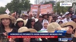 Prabowo Kalah, Honorer K2 Hanya Berharap Pertolongan Allah - JPNN.COM