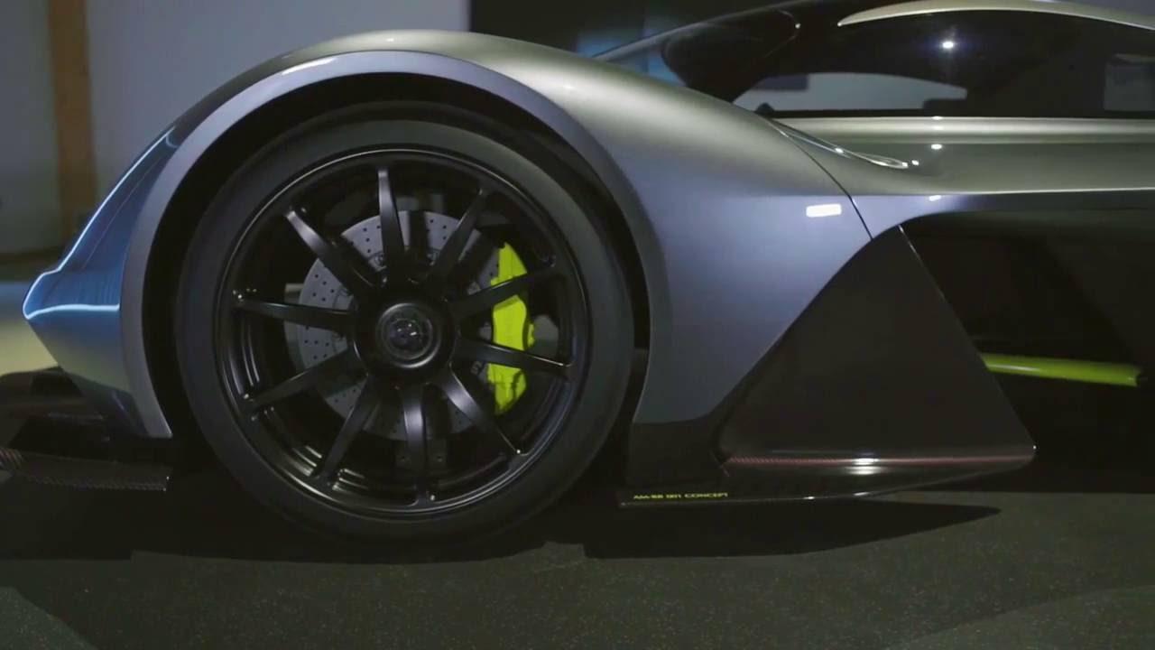 New Aston Martin Red Bull Am Rb 001 Design Part I By Rivista