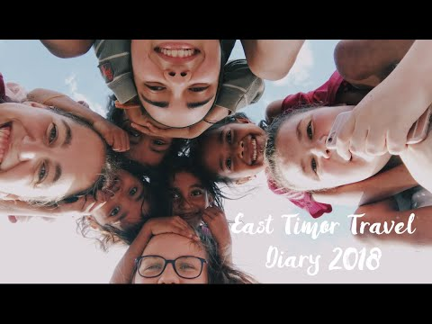 East Timor Travel Diary 2018 | Lili Haby