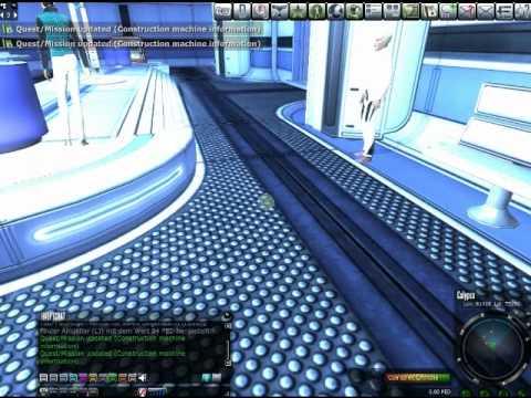 Opa spielt Entropia Universe 036 - Wirtschaftsfachfrau
