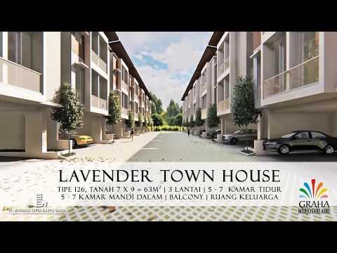 lavender-townhouse---graha-merjosari-asr---kpr-gratis-!!